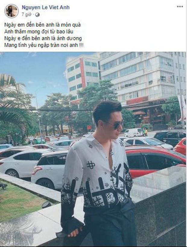 Liên tục đăng trạng thái ẩn ý, Việt Anh ngầm công khai đã tìm được tình yêu mới hậu ly hôn 4 tháng? - ảnh 1