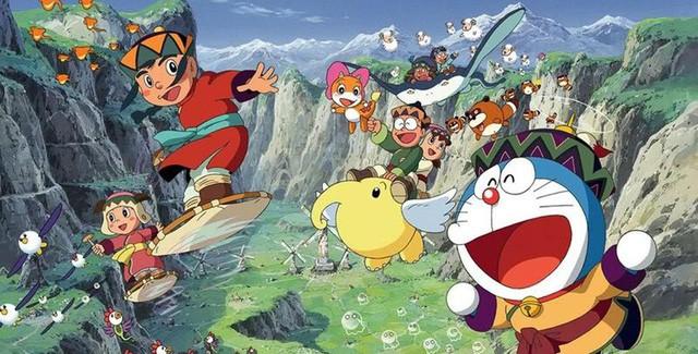 Có thể bạn chưa biết: Mỏ nhọn Xeko từng trở mặt và phản bội nhóm bạn Nobita như thế nào? - Ảnh 2.