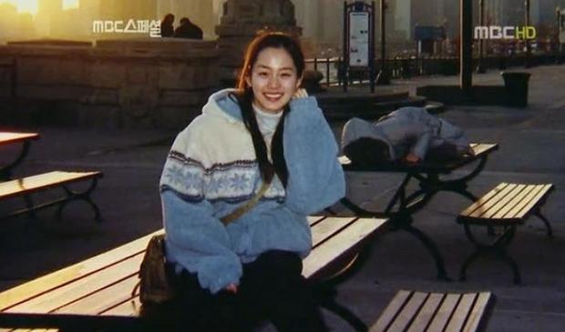Nhan sắc thật của Kim Tae Hee hồi học đại học: Thần thánh đến mức nào mà khiến cả trường bị choáng? - ảnh 3