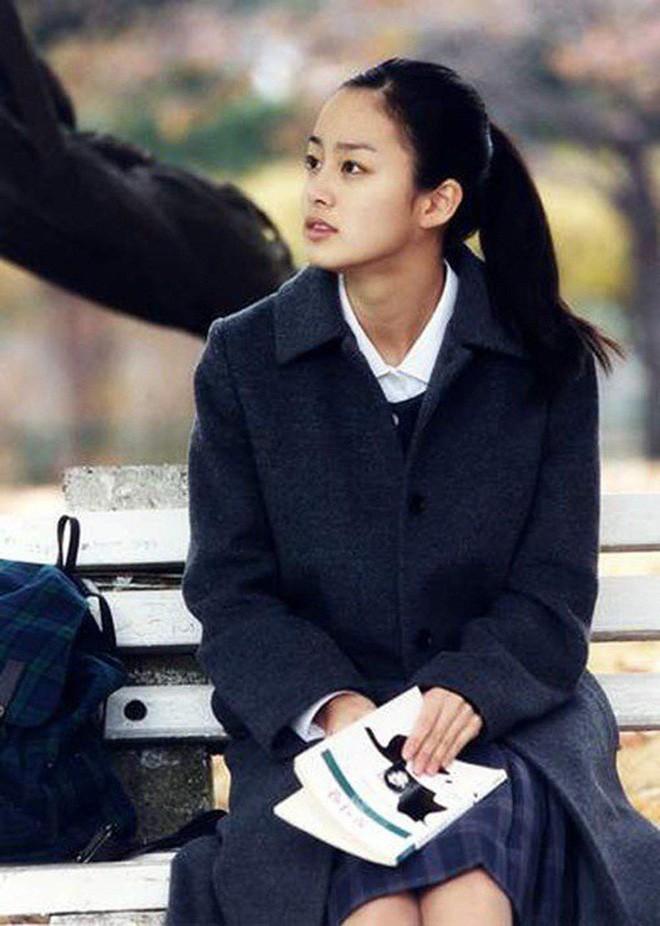 Nhan sắc thật của Kim Tae Hee hồi học đại học: Thần thánh đến mức nào mà khiến cả trường bị choáng? - ảnh 5
