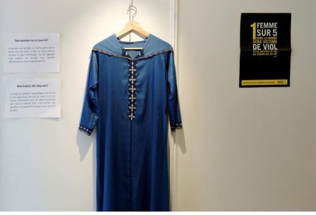 Bỉ mở triển lãm những trang phục của nạn nhân hiếp dâm để chứng minh việc ăn mặc thế nào không hề là nguyên nhân khiến phụ nữ bị cưỡng bức - Ảnh 8.