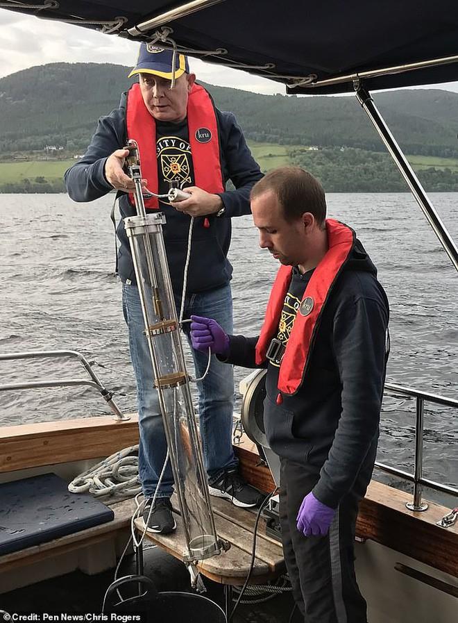 Giải mã đoạn video về Quái vật hồ Loch Ness huyền thoại: Danh tính của Nessie có thể là loài vật không ai nghĩ tới - Ảnh 4.