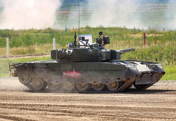 Nga tái trang bị xe tăng T-80 - Ảnh 3.