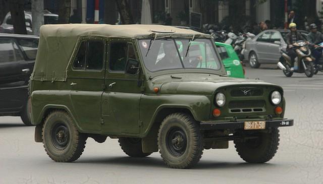 Những chiếc ô tô công thanh lý chỉ từ 10 triệu ở Việt Nam - Ảnh 2.