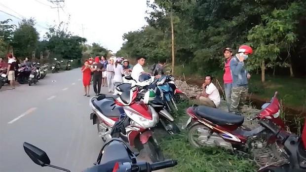 Truy tìm đối tượng giết tài xế xe ôm cướp tài sản ở Sài Gòn - Ảnh 2.