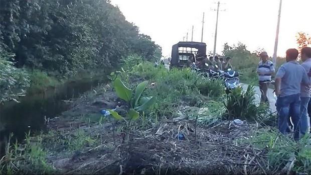 Truy tìm đối tượng giết tài xế xe ôm cướp tài sản ở Sài Gòn - Ảnh 1.