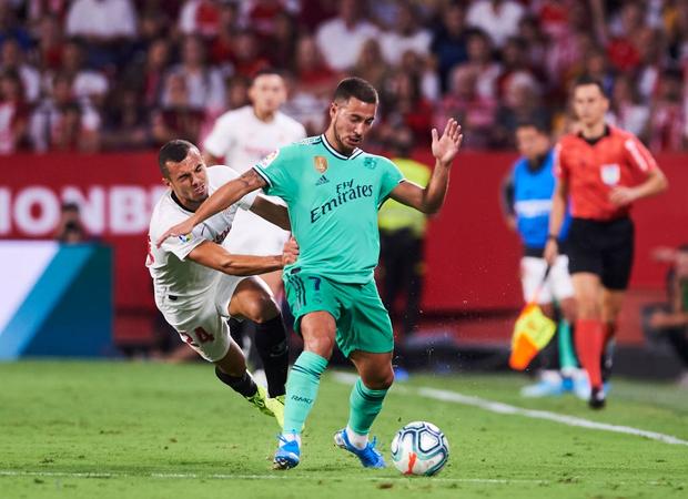 Thắng thuyết phục đội đầu bảng nhờ thống kê 3 năm mới lại xảy ra, Real Madrid áp sát ngôi đầu La Liga - Ảnh 1.