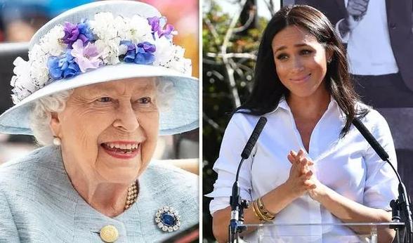 Tiết lộ suy nghĩ của Nữ hoàng Anh đối với cháu dâu Meghan Markle khiến nhiều người không khỏi bất ngờ - Ảnh 1.