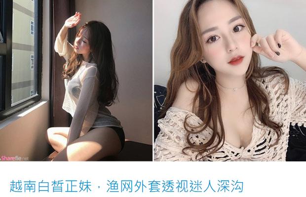 Hot girl được báo Trung khen xinh như búp bê: Thu nhập mỗi tháng của mình ổn định ở khoảng 50-70 triệu/tháng - Ảnh 1.