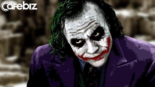 Triết lý nhân sinh siêu thuyết phục của Joker - hoàng tử tội phạm được yêu thích nhất trong lịch sử phim siêu anh hùng - Ảnh 2.