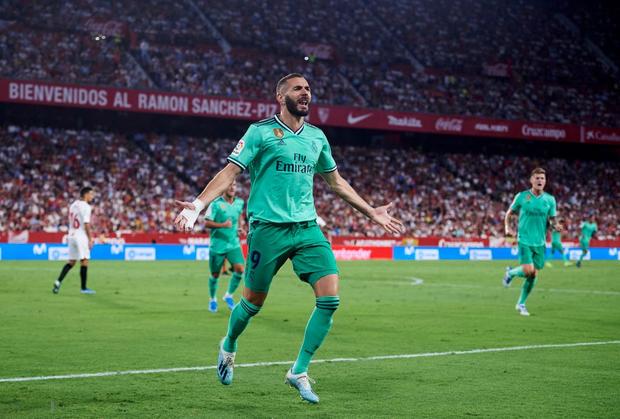 Thắng thuyết phục đội đầu bảng nhờ thống kê 3 năm mới lại xảy ra, Real Madrid áp sát ngôi đầu La Liga - Ảnh 3.