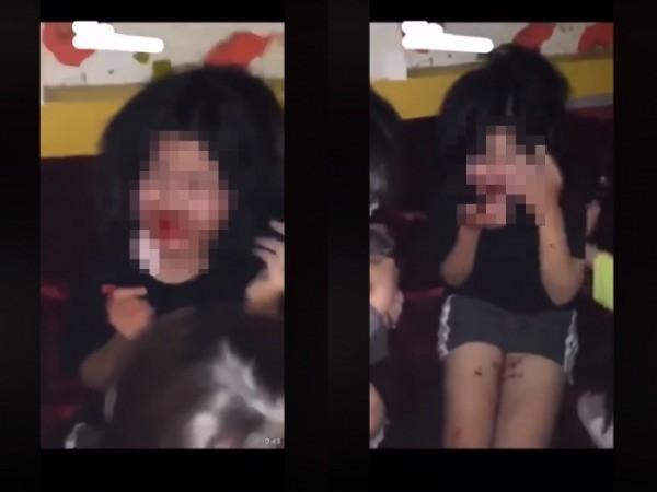 Nữ sinh bị 5 bạn học bạo hành tập thể đến nỗi máu me đầy mặt vì lý do nhỏ xíu, nhân chứng tại hiện trường tỏ thái độ dửng dưng - Ảnh 3.