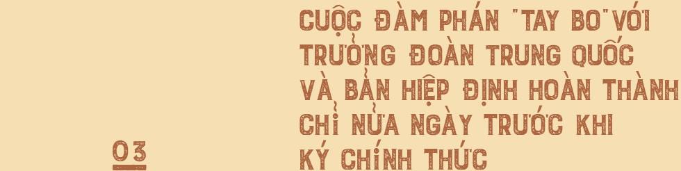 Đại sứ Lê Công Phụng kể chuyện đàm phán biên giới với Trung Quốc: Buổi làm việc tay bo với ông Vương Nghị và cuộc đấu tranh chống nhổ trộm cột mốc - Ảnh 7.