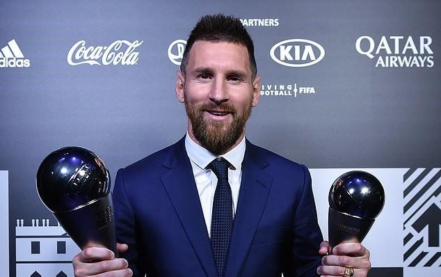 HLV Park Hang Seo bầu Salah nhưng Messi giành giải FIFA The Best - Ảnh 1.