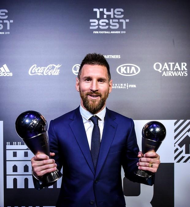 Người hâm mộ bức xúc, tin Messi không xứng đáng với danh hiệu Cầu thủ xuất sắc nhất năm 2019 - Ảnh 1.