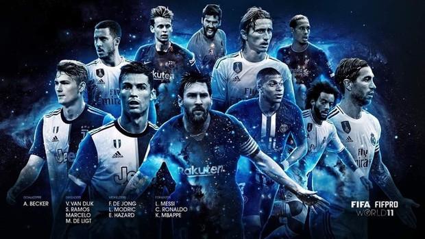 CĐV phẫn nộ khi đội bóng cũ của Ronaldo thất bại toàn diện ở mùa giải trước mà vẫn có 4 thành viên lọt vào đội hình tiêu biểu năm 2019 - Ảnh 1.