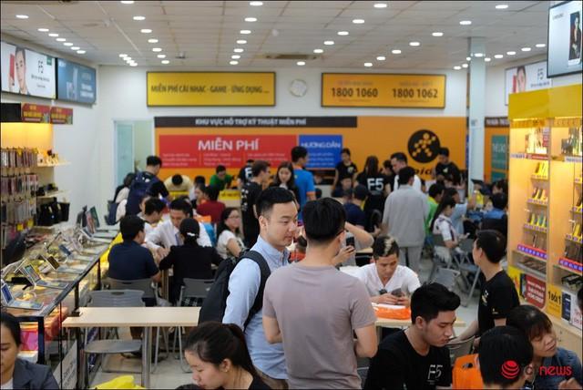 Tam quốc tranh hùng thị trường smartphone Việt Nam - Ảnh 2.