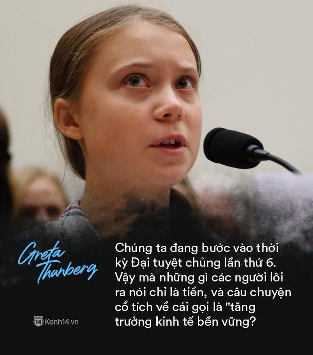 Sao các người dám làm thế? - Bài phát biểu trước LHQ về biến đổi khí hậu của cô gái 16 tuổi gây chấn động thế giới - Ảnh 1.