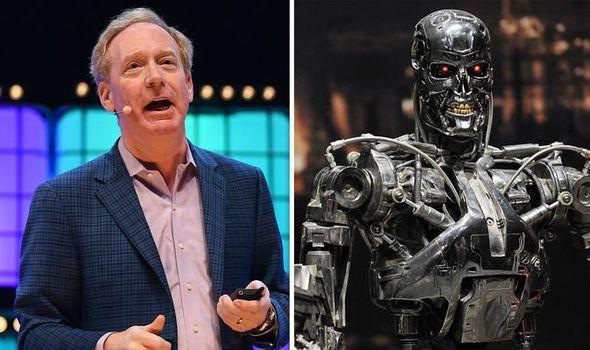 Chủ tịch Microsoft: Sự trỗi dậy của robot sát thủ là không thể ngăn cản, cần phải có cách quản lý - Ảnh 2.