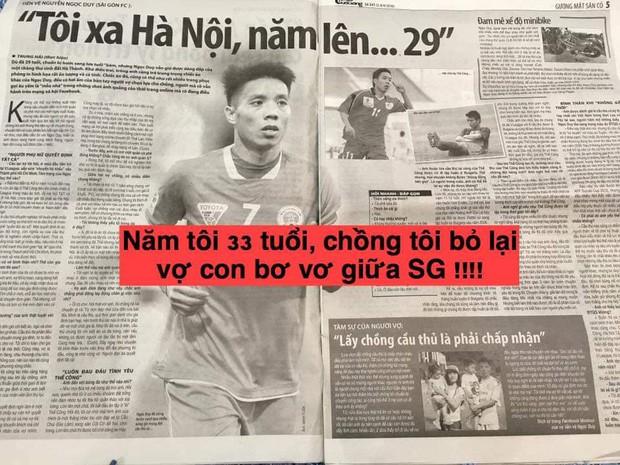 Vụ cầu thủ Sài Gòn FC bạc tình, nuôi bồ nhí: Chị chồng tố lại em dâu sống không có tâm - Ảnh 5.