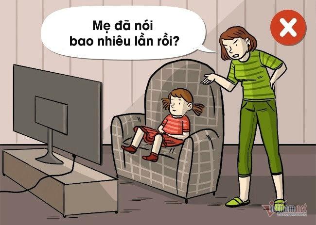 9 câu nói nhẹ nhàng của cha mẹ khiến trẻ nghe lời răm rắp - Ảnh 6.