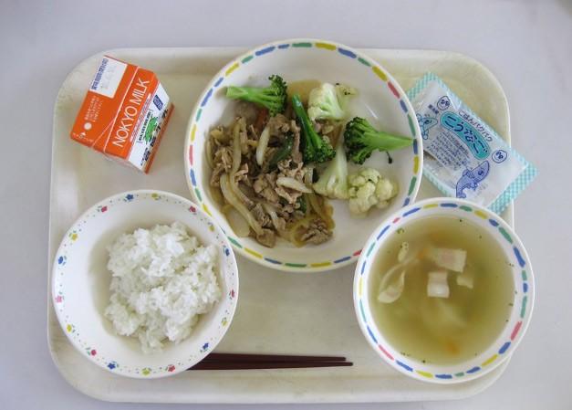 Tận mắt chứng kiến bữa trưa của học sinh Nhật Bản, càng thêm ngưỡng mộ đất nước này đối với thế hệ tương lai - Ảnh 6.