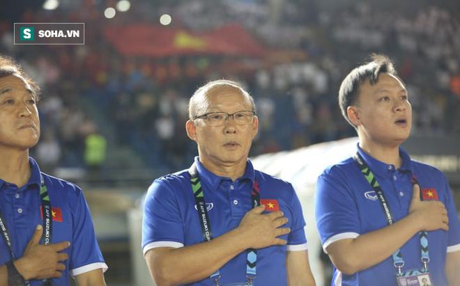 Trả lời báo Hàn, thầy Park tiết lộ lời khuyên gây sốc từ quê nhà sau chức vô địch AFF Cup - Ảnh 1.