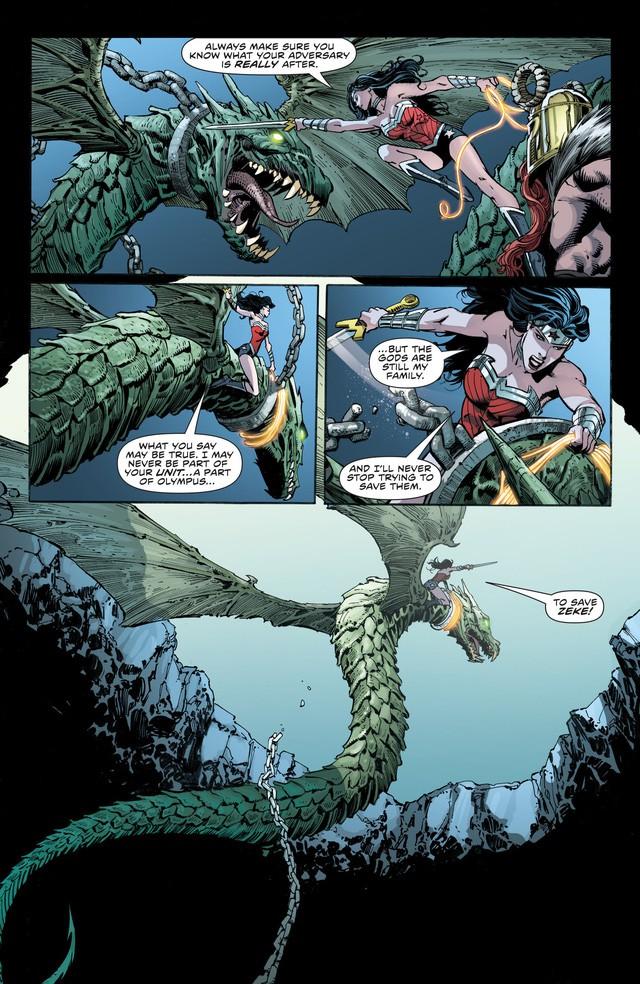 Cha của các loài quái vật: Typhoeus trong vũ trụ DC mạnh đến mức nào? - Ảnh 3.