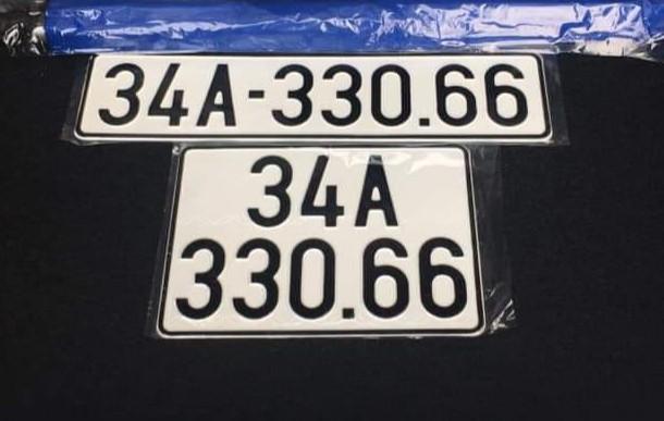 Bốc biển số cho Hyundai Accent, chủ xe may mắn được ngũ quý 3 siêu đẹp - Ảnh 4.