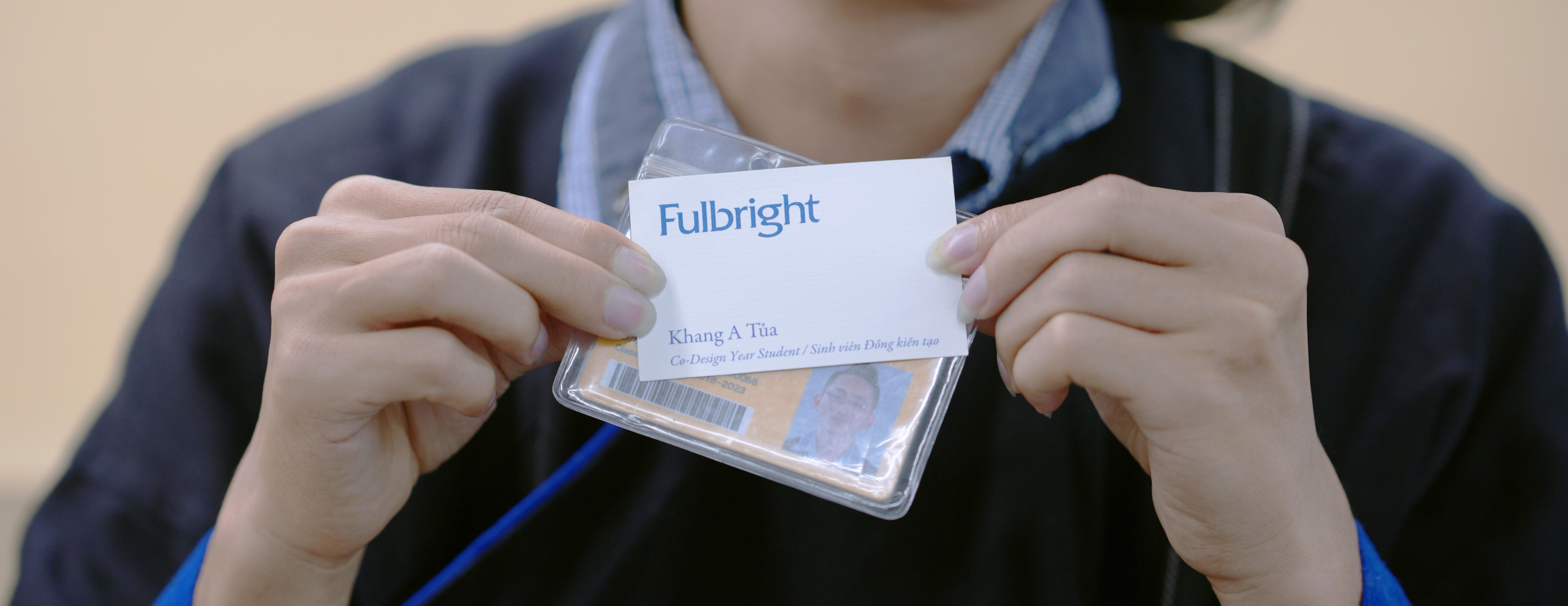 Con đường lạ lùng đến ĐH danh giá Fulbright của chàng trai người Mông dám bỏ ĐH Bách Khoa - Ảnh 17.