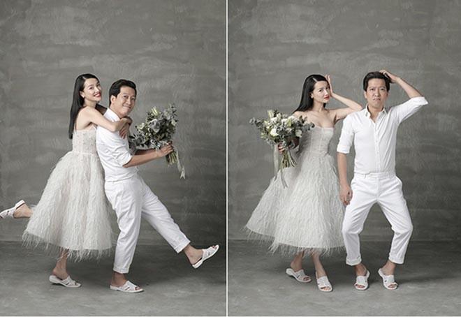 Trường Giang tặng quà 1 năm ngày cưới, Nhã Phương: Nhìn món quà mà vợ rớt nước mắt - Ảnh 4.
