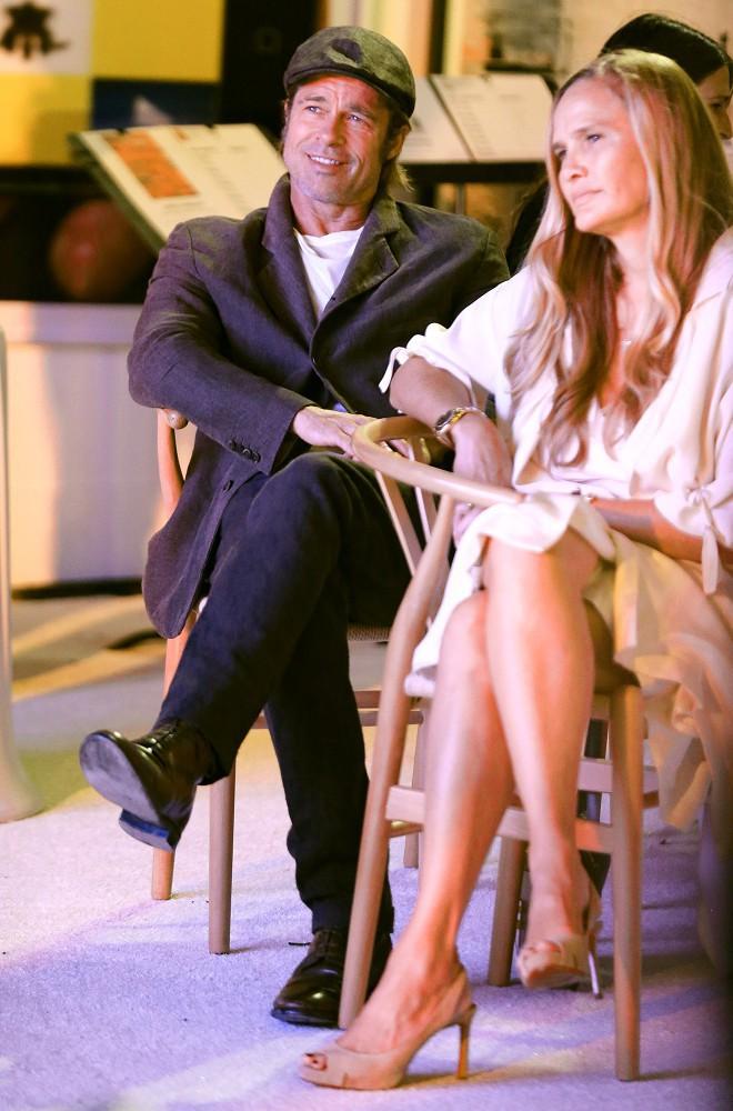 Brad Pitt có bạn gái mới - Ảnh 2.