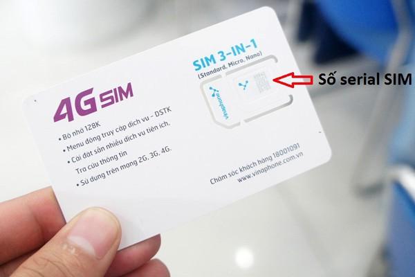 SIM chính chủ VinaPhone bị nhà mạng thu hồi xong bán lại - Ảnh 2.
