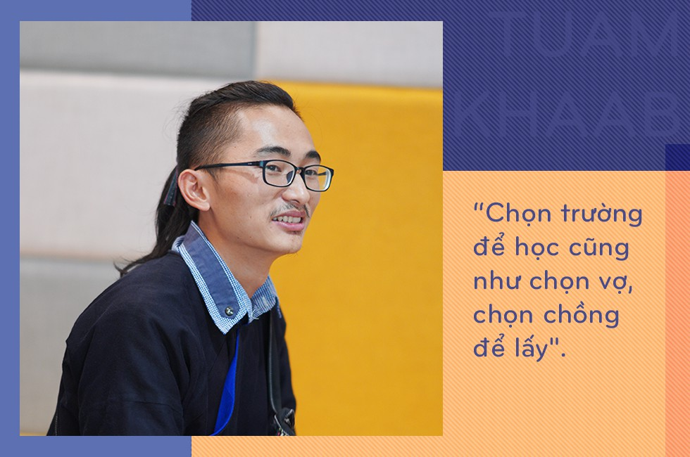 Con đường lạ lùng đến ĐH danh giá Fulbright của chàng trai người Mông dám bỏ ĐH Bách Khoa - Ảnh 9.