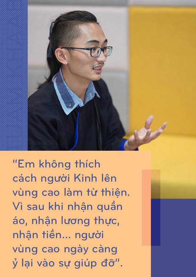 Con đường lạ lùng đến ĐH danh giá Fulbright của chàng trai người Mông dám bỏ ĐH Bách Khoa - Ảnh 20.