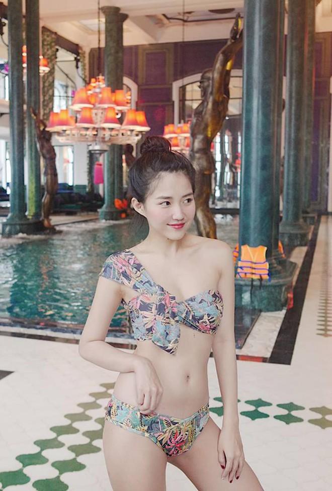 Người tình màn ảnh của Trịnh Thăng Bình gây bất ngờ khi tung ảnh bikini sexy - Ảnh 7.