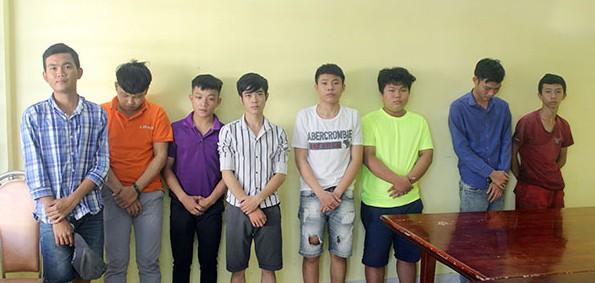Dân phòng mưu trí tránh né vụ giang hồ truy sát bằng dao ở Đồng Nai  - Ảnh 1.