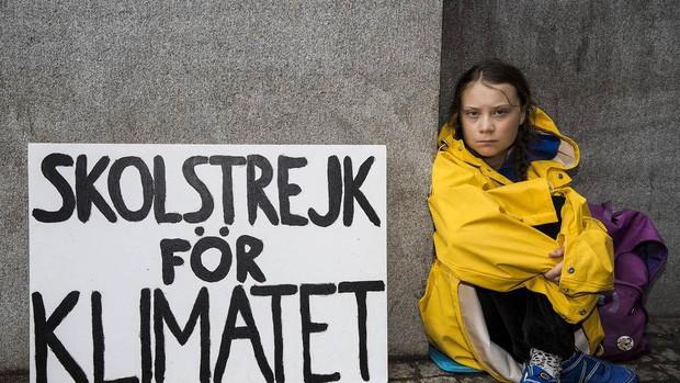 Bãi khóa vì khí hậu: Trào lưu trốn học đi biểu tình hay nguồn cảm hứng để thế hệ trẻ lên tiếng vì môi trường Trái đất? - Ảnh 1.