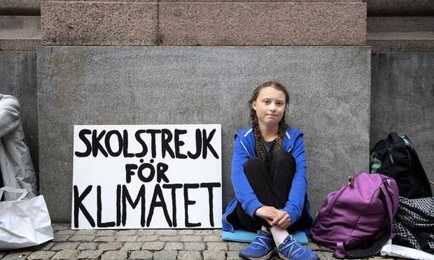 Bãi khóa vì khí hậu: Trào lưu trốn học đi biểu tình hay nguồn cảm hứng để thế hệ trẻ lên tiếng vì môi trường Trái đất? - Ảnh 2.