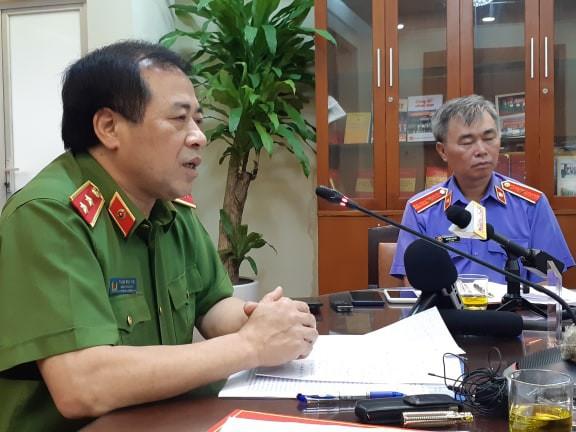 Bộ Công an nói về 'công xưởng' sản xuất ma tuý lớn nhất Việt Nam