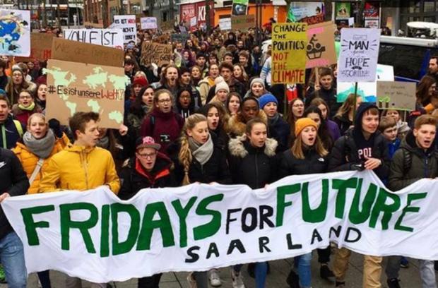 Bãi khóa vì khí hậu: Trào lưu trốn học đi biểu tình hay nguồn cảm hứng để thế hệ trẻ lên tiếng vì môi trường Trái đất? - Ảnh 4.