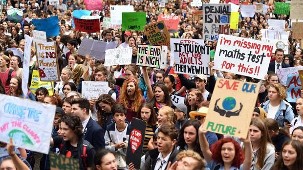 Bãi khóa vì khí hậu: Trào lưu trốn học đi biểu tình hay nguồn cảm hứng để thế hệ trẻ lên tiếng vì môi trường Trái đất? - Ảnh 5.