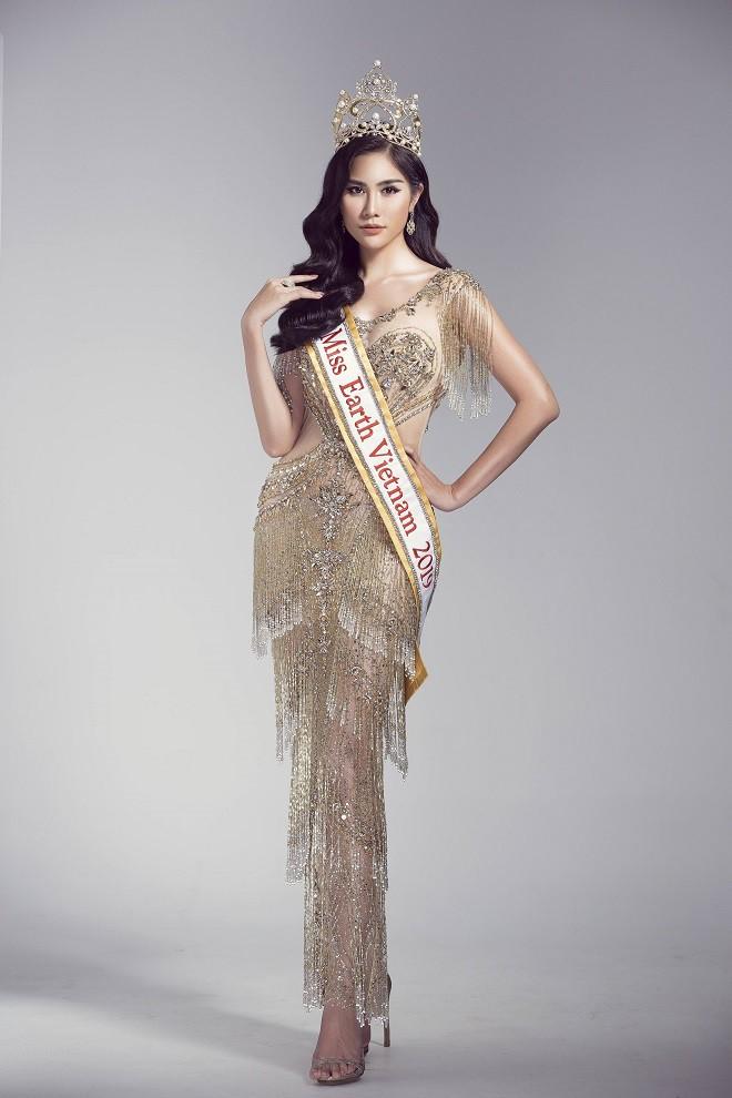 Á hậu Hoàng Hạnh chính thức đại diện Việt Nam thi Hoa hậu Trái Đất 2019 - Ảnh 7.