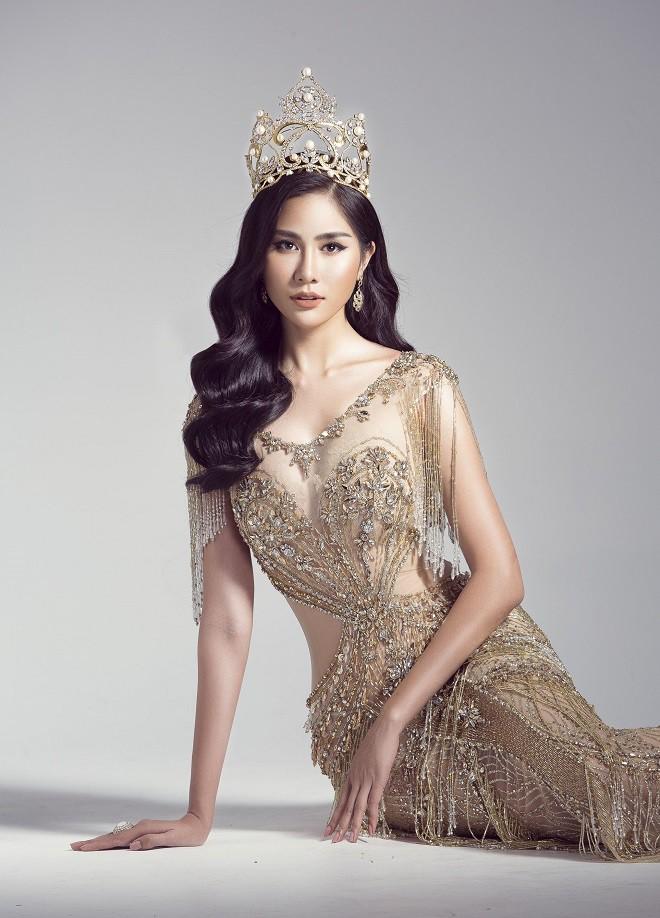 Á hậu Hoàng Hạnh chính thức đại diện Việt Nam thi Hoa hậu Trái Đất 2019 - Ảnh 9.