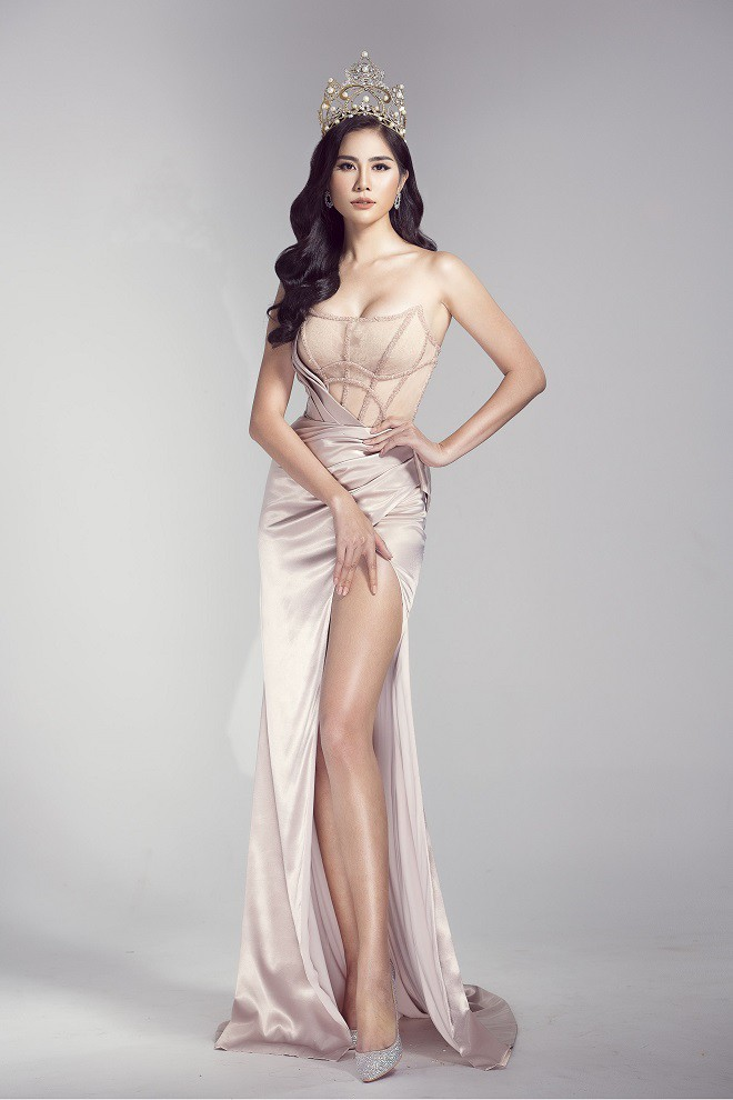 Á hậu Hoàng Hạnh chính thức đại diện Việt Nam thi Hoa hậu Trái Đất 2019 - Ảnh 5.