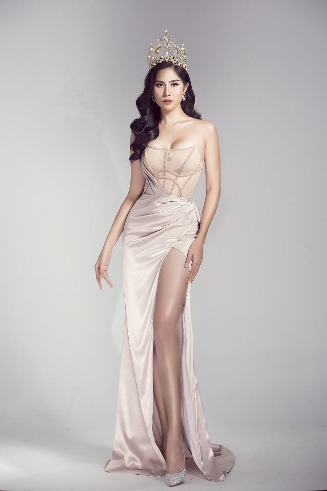 Á hậu Hoàng Hạnh chính thức đại diện Việt Nam thi Hoa hậu Trái Đất 2019 - Ảnh 4.