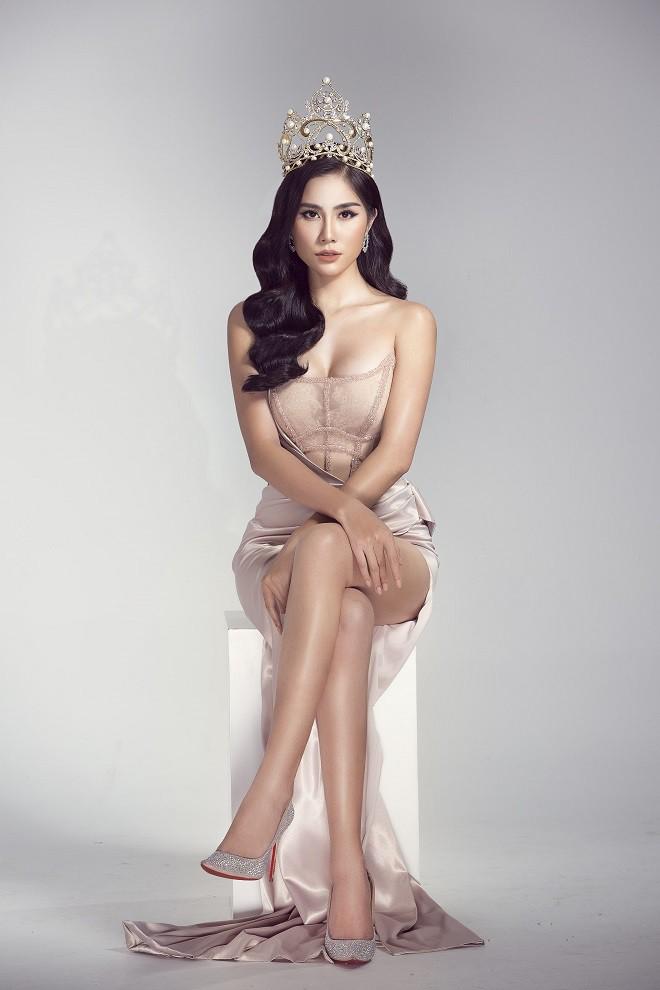 Á hậu Hoàng Hạnh chính thức đại diện Việt Nam thi Hoa hậu Trái Đất 2019 - Ảnh 6.