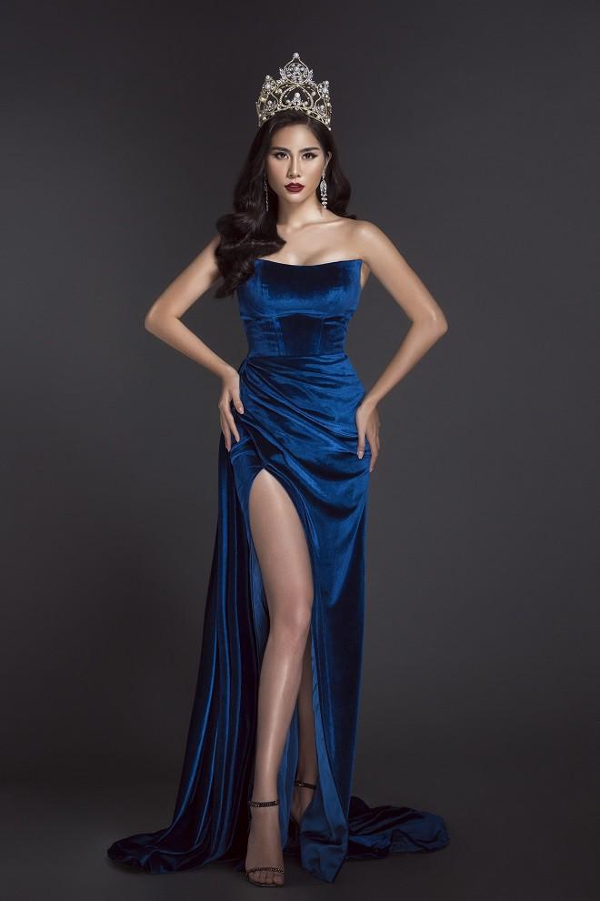 Á hậu Hoàng Hạnh chính thức đại diện Việt Nam thi Hoa hậu Trái Đất 2019 - Ảnh 2.