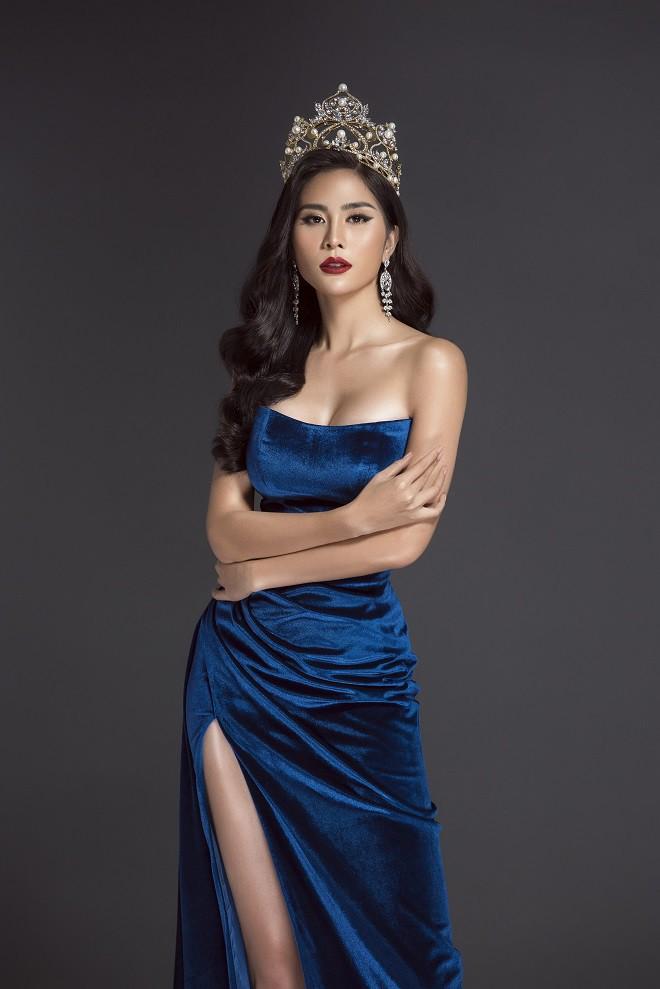 Á hậu Hoàng Hạnh chính thức đại diện Việt Nam thi Hoa hậu Trái Đất 2019 - Ảnh 3.