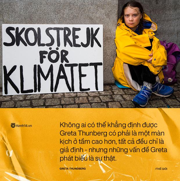 """Nỗi buồn của """"con rối môi trường"""": Chĩa mũi rìu vào Greta Thunberg cũng không lấy lại được hành tinh xanh - Ảnh 1."""